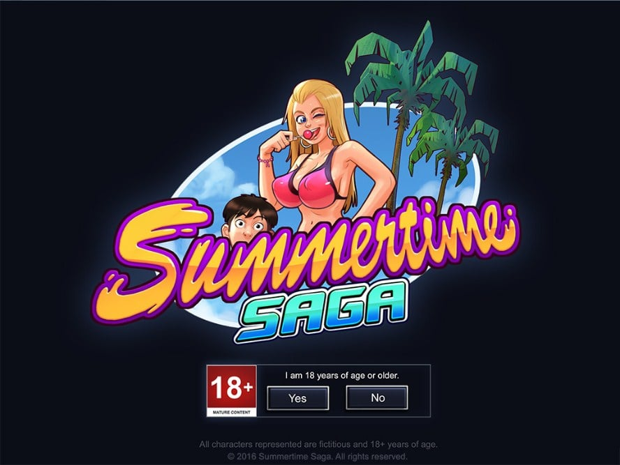 SummertimeSaga – Version 0.20.0 & Incest Patch - Best Brother-Sister Mom-Son incest sex game 4
