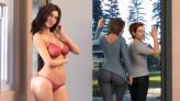Visiting Aunt Sara – Version 1.3 - incest erotic PC game