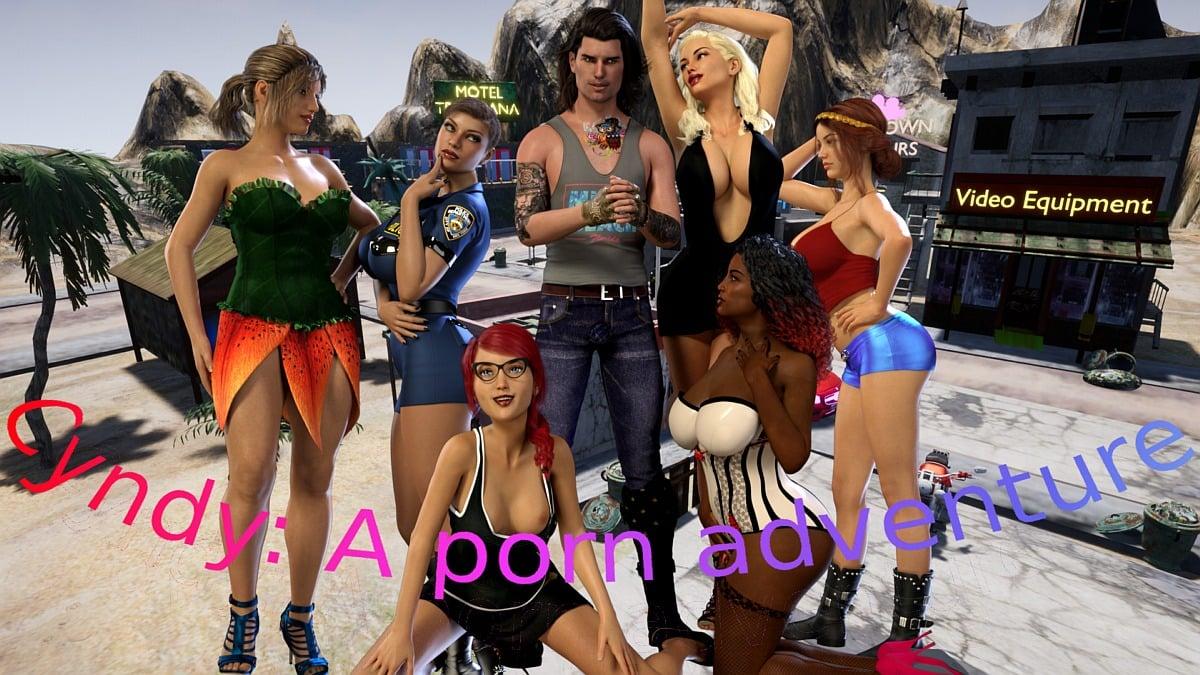 Cyndy: A Porn Adventure – Version 0.3 - Free incest PC game 4