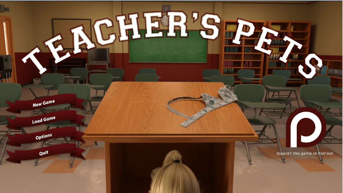 Teacher's Pets – Version 2.061 - Best Father-Daughter family incest erotic PC game 1