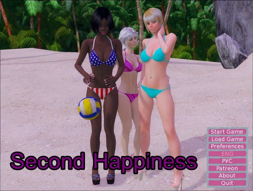 Second Happiness – Version 3.2 - Best patreon incest adult game 3