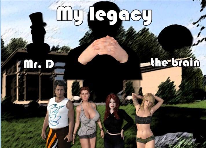 My Legacy – Version 1.0 Final + Walkthrough - Free patreon family incest porn game 7
