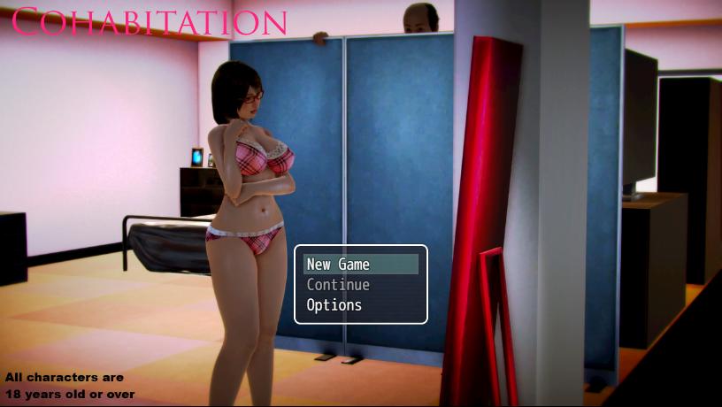 Cohabitation – Version 1.20 - Best family incest erotic game 1