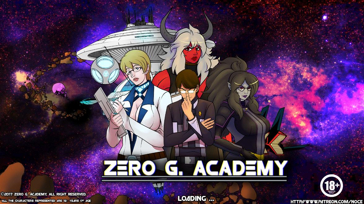 Zero G. Academy – Version 0.7 - Patreon Mom-Son family sex PC game 14