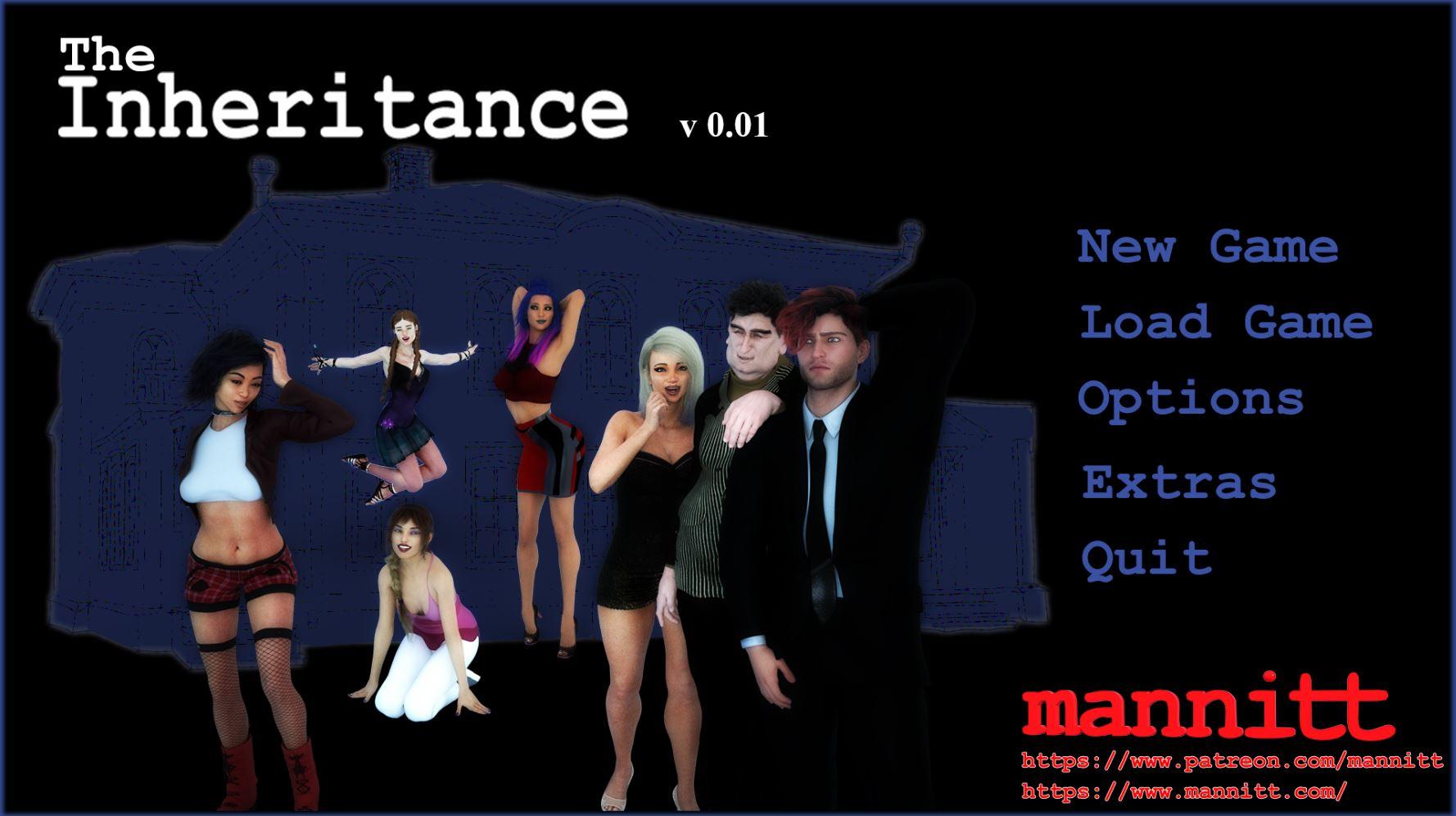 The Inheritance – Version 0.04 - family incest sex game 4