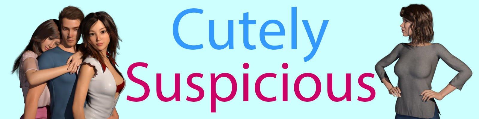 Cutely Suspicious – Version 0.02.04 - Free incest sex game 1