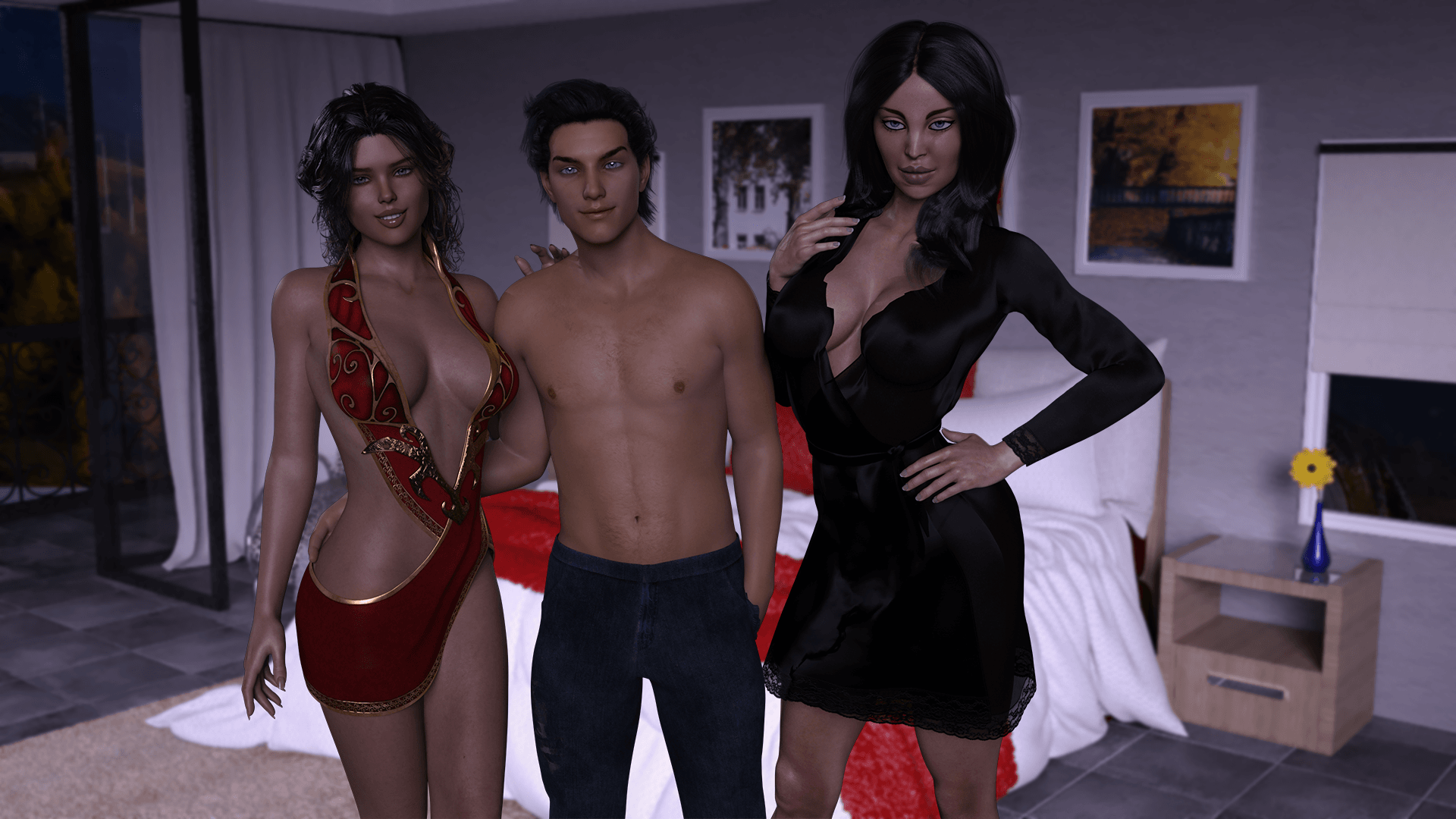 Lust Ascension Story – Version 0.2a - incest hentai game 4